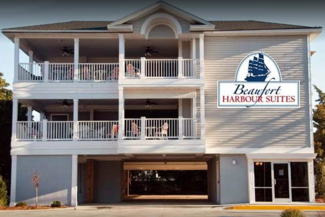 Beaufort Harbour Suites