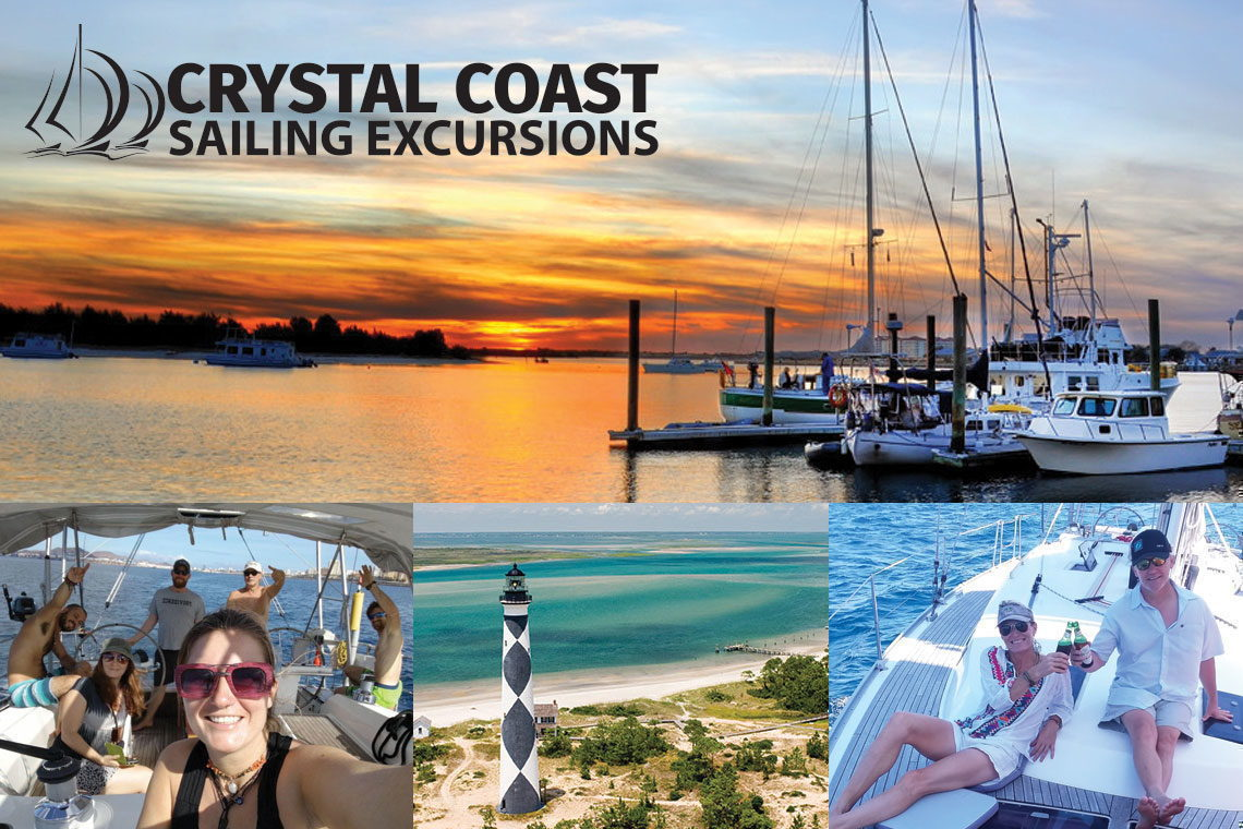 Crystal Coast Sailing Excursions